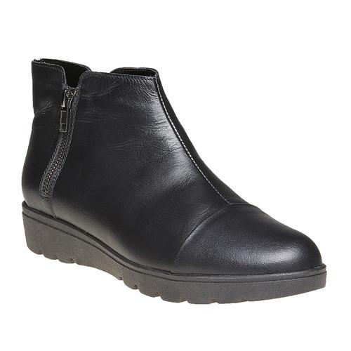 Scarpe alla caviglia con plateau sundrops, nero, 594-6101 - 13