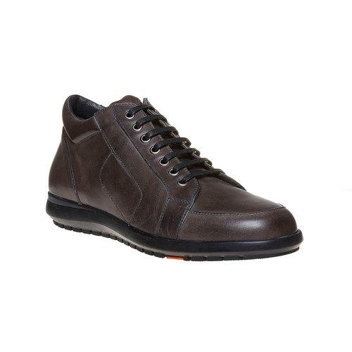 Sneakers da uomo con suola strutturata. flexible, grigio, 844-2205 - 13