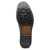 Scarpe da uomo in stile Chukka Boots bata, marrone, 894-4282 - 17
