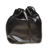Borsetta in stile Bucket Bag bata, nero, 961-6884 - 26