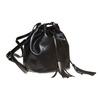Borsetta in stile Bucket Bag bata, nero, 961-6884 - 13