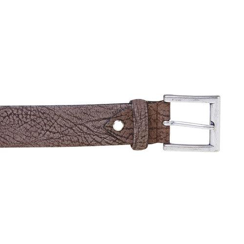 Cintura di pelle da uomo bata, marrone, 954-4216 - 26