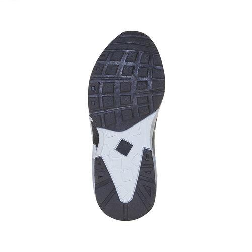 Sneakers da bambino, nero, 311-6227 - 26