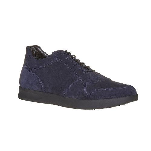 Sneakers alla caviglia bata, blu, 843-9207 - 13