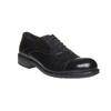Scarpe basse da uomo in pelle bata, nero, 824-6596 - 13