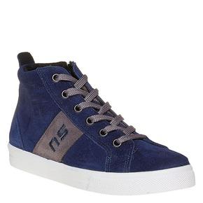 Sneakers da bambino in pelle north-star, viola, 313-9239 - 13