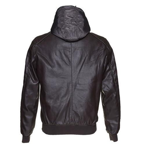 Giacca da uomo con cappuccio bata, marrone, 971-4178 - 26