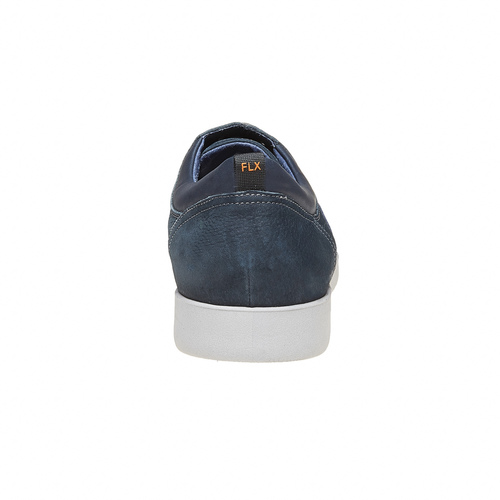 Sneakers da uomo in pelle flexible, viola, 846-9695 - 17