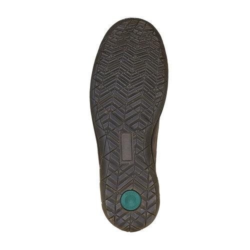 Sneakers informali da uomo bata, grigio, 846-2683 - 26