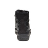 Sneakers alla caviglia da donna con cuciture bata, nero, 691-6390 - 17