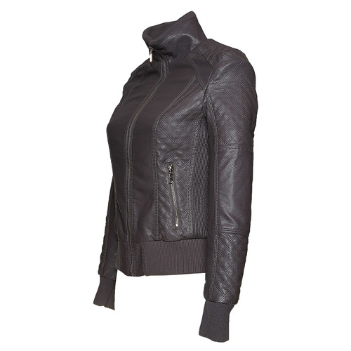 Giacca elegante da donna bata, grigio, 971-2180 - 16