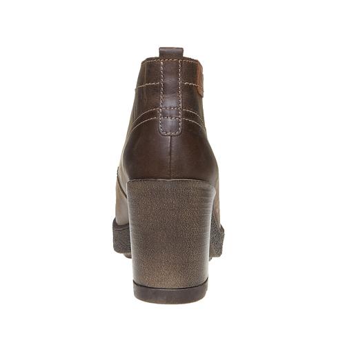 Scarpe da donna alla caviglia weinbrenner, marrone, 794-4500 - 17