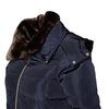 Giacca invernale da donna con pelliccia bata, blu, 979-9649 - 16
