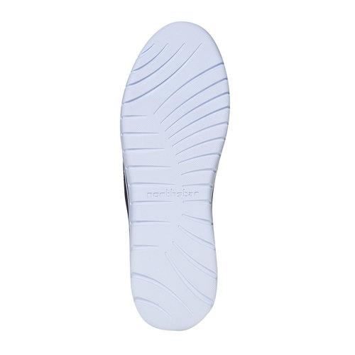 Sneakers da donna north-star, nero, 549-6260 - 26