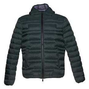 Giacca invernale da uomo bata, verde, 979-7627 - 13