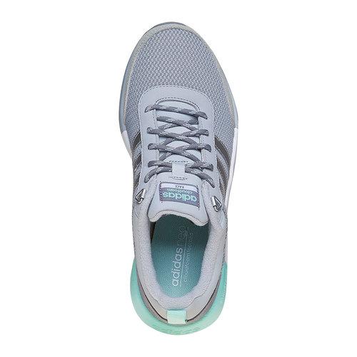 Sneakers da donna Adidas adidas, grigio, 509-2893 - 19