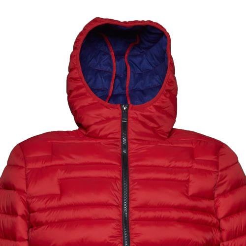 Giacca da uomo con cappuccio bata, rosso, 979-5627 - 16