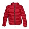 Giacca da uomo con cappuccio bata, rosso, 979-5627 - 13