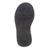 Scarpe da bambino con orlo in tessuto a maglia mini-b, grigio, 291-2154 - 26