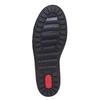 Sneakers di pelle alla caviglia bata, marrone, 594-4659 - 26