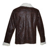 Giacca da uomo con pelliccia bata, marrone, 979-4441 - 26