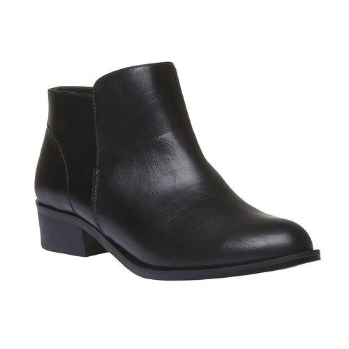 Stivaletti alla caviglia bata, nero, 591-6134 - 13