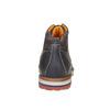 Scarpe in pelle alla caviglia weinbrenner, nero, 894-6403 - 17