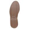 Scarpe da uomo in pelle weinbrenner, marrone, 894-3403 - 26