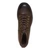 Scarpe da uomo sopra la caviglia, marrone, 891-4544 - 19