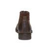 Scarpe da uomo sopra la caviglia, marrone, 891-4544 - 17