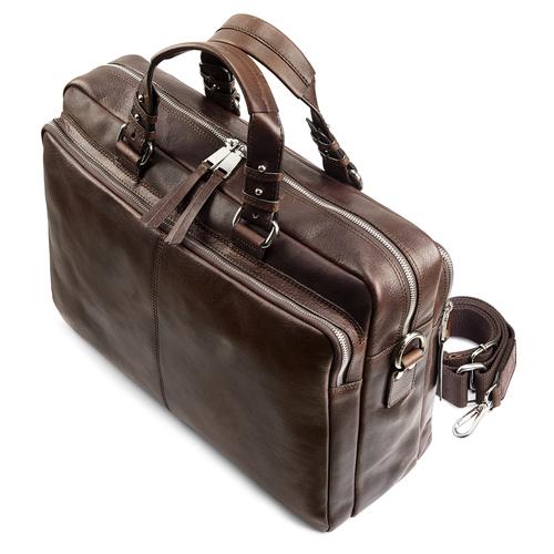 La valigietta Seymur bata, marrone, 964-4106 - 17