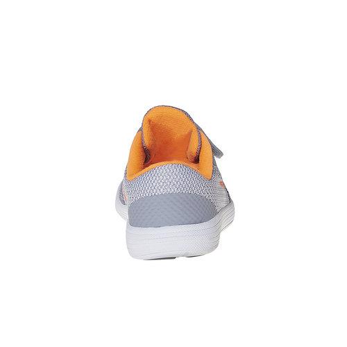 Sneakers da bambino nike, grigio, 109-2322 - 17