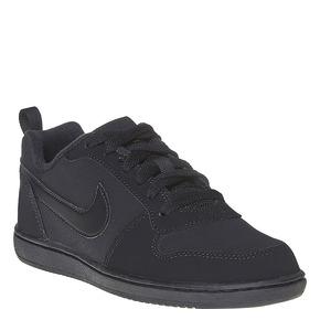 Sneakers nere da bambino nike, nero, 301-6237 - 13