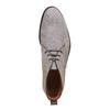 Scarpe Chukka da uomo in pelle bata-the-shoemaker, grigio, 893-2702 - 19
