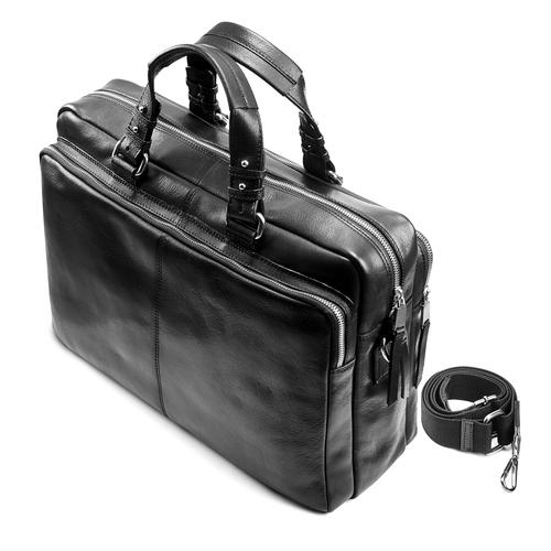 La valigietta Seymur bata, nero, 964-6106 - 17