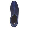 Stivaletti di velluto bata, blu, 799-9643 - 19