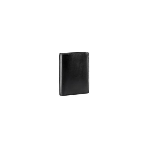 Portafoglio da uomo in pelle bata, nero, 944-6121 - 13