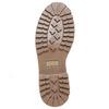 Scarpe in pelle con suola a carro armato weinbrenner, marrone, 896-8820 - 26