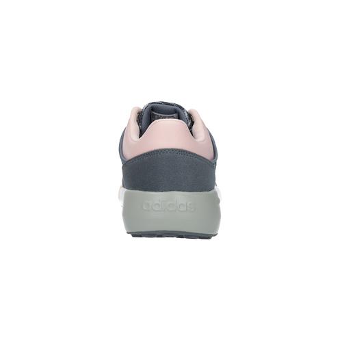 Sneakers sportive da donna adidas, grigio, 509-2822 - 17