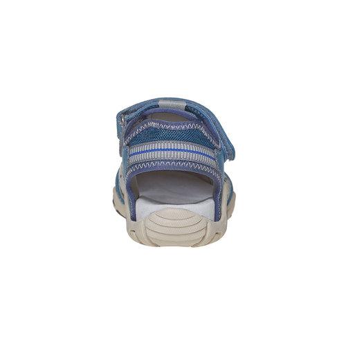 Sandali da bambino mini-b, blu, 261-9173 - 17