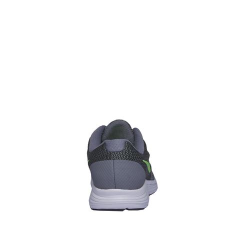 Sneakers sportive da bambino nike, grigio, 409-2117 - 17