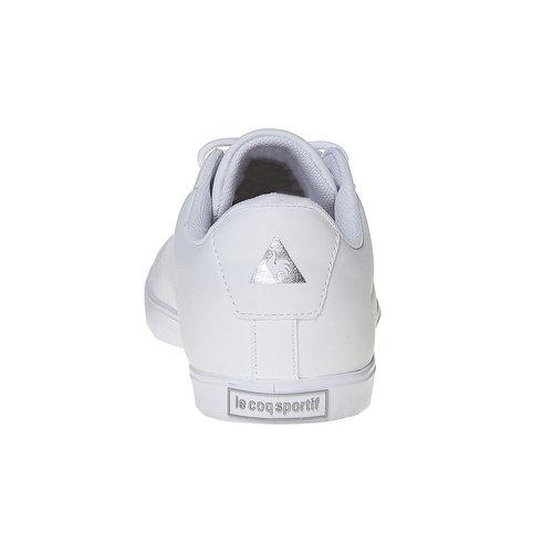 Sneakers da donna con perforazioni le-coq-sportif, bianco, 501-1236 - 17