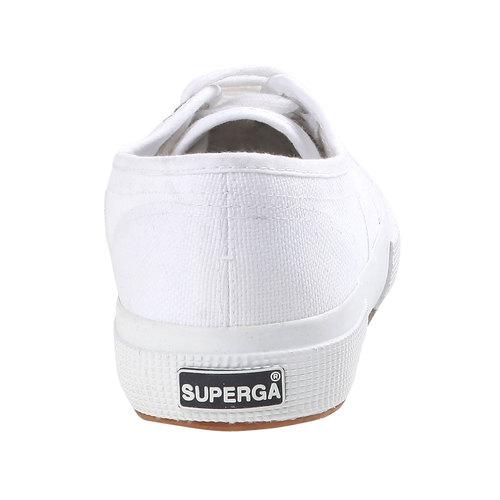 Sport shoe  superga, bianco, 589-0189 - 17