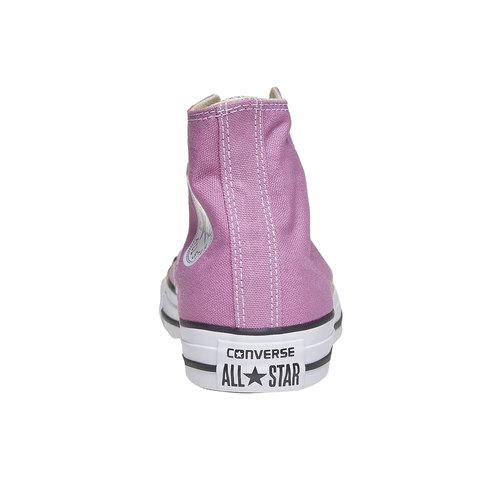 Sneakers da donna alla caviglia converse, viola, 589-9478 - 17