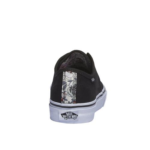 sneaker donna vans, nero, 589-6294 - 17