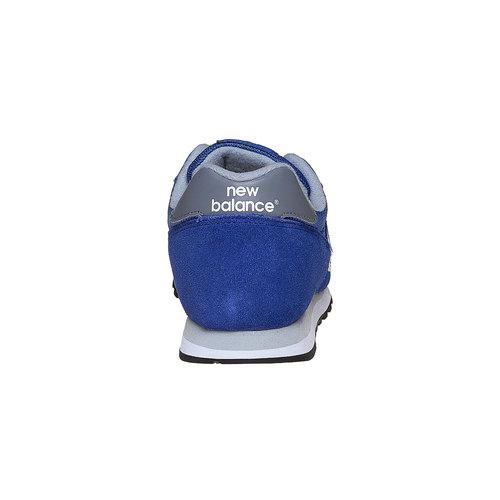 Sneakers alla moda da uomo new-balance, blu, 803-9471 - 17