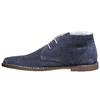 Scarpe scamosciate in stile Desert bata, blu, 843-9267 - 15
