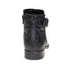 Scarpe di pelle alla caviglia bata, nero, 594-6167 - 17