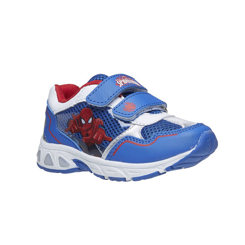 Sneakers Spiderman da bambino spiderman, blu, 211-9131 - 13