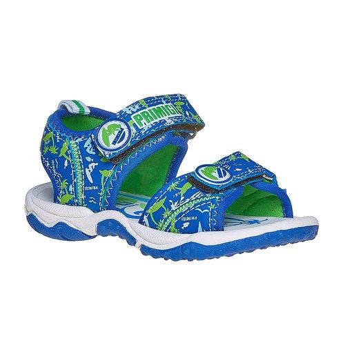 sandalo bimbo primigi, blu, 261-9142 - 13